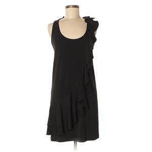 Ali Ro ruffled shift dress